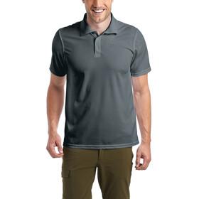 Maier Sports Ulrich Polo Shirt Men graphite